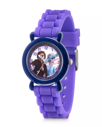 Anna and Elsa Time Teacher Watch for Kids – Frozen 2
