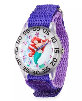 Ariel Time Teacher Watch for Kids – The Little Mermaid