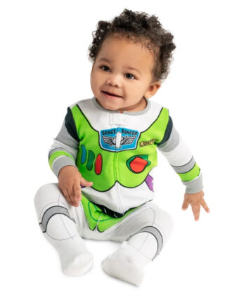 Buzz Lightyear Costume Stretchie for Baby
