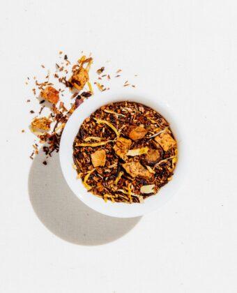 CAFFEINE FREE Caramelized Pear Tea