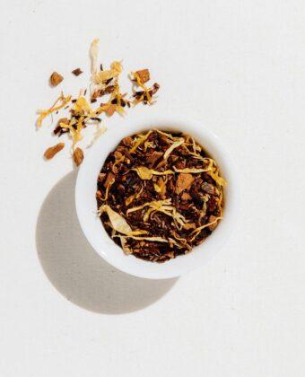 CAFFEINE FREE Pumpkin Pie Tea
